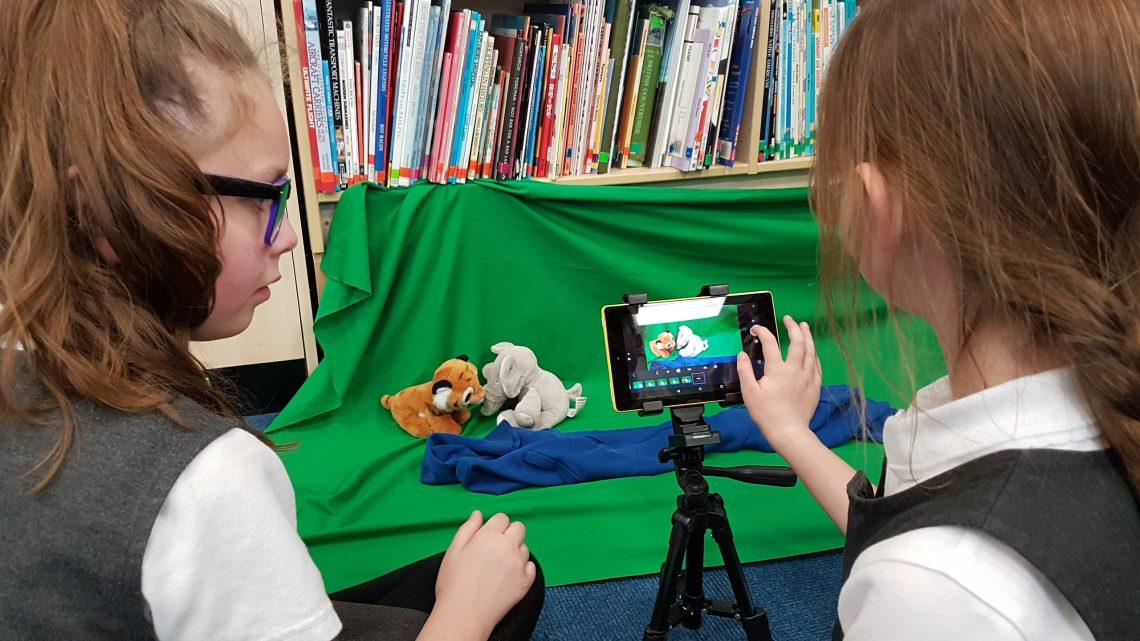 Digital Animation Club @ Eckington Junior School