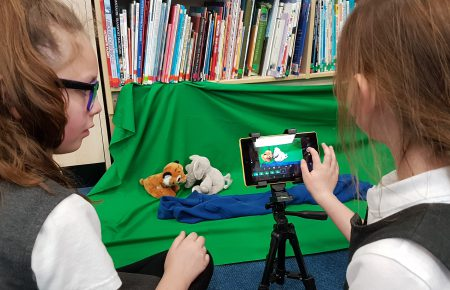 Digital Animation Club @ Eckington Junior School