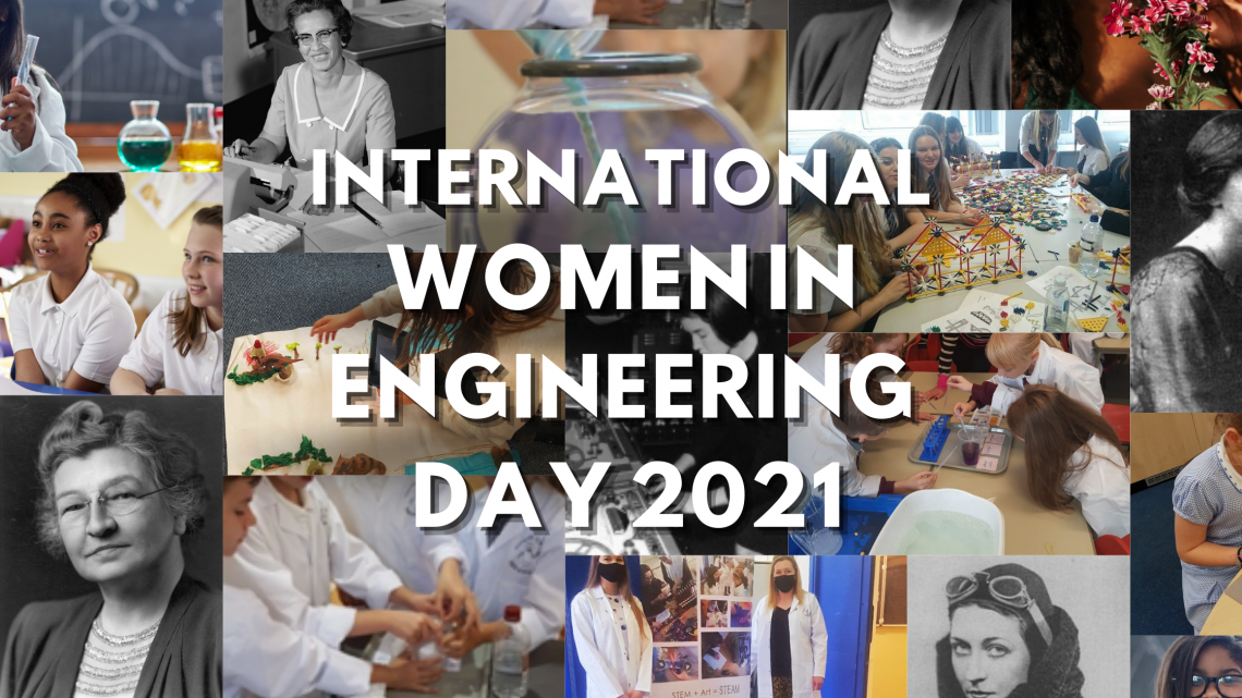 Women in Engineering Day 2021: getting girls into STEM